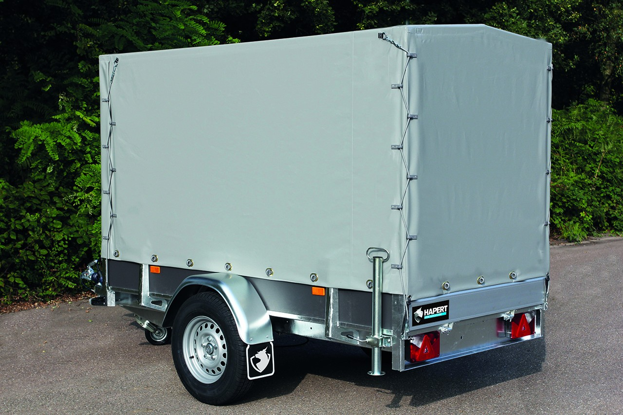 Trailer hood (fitted)