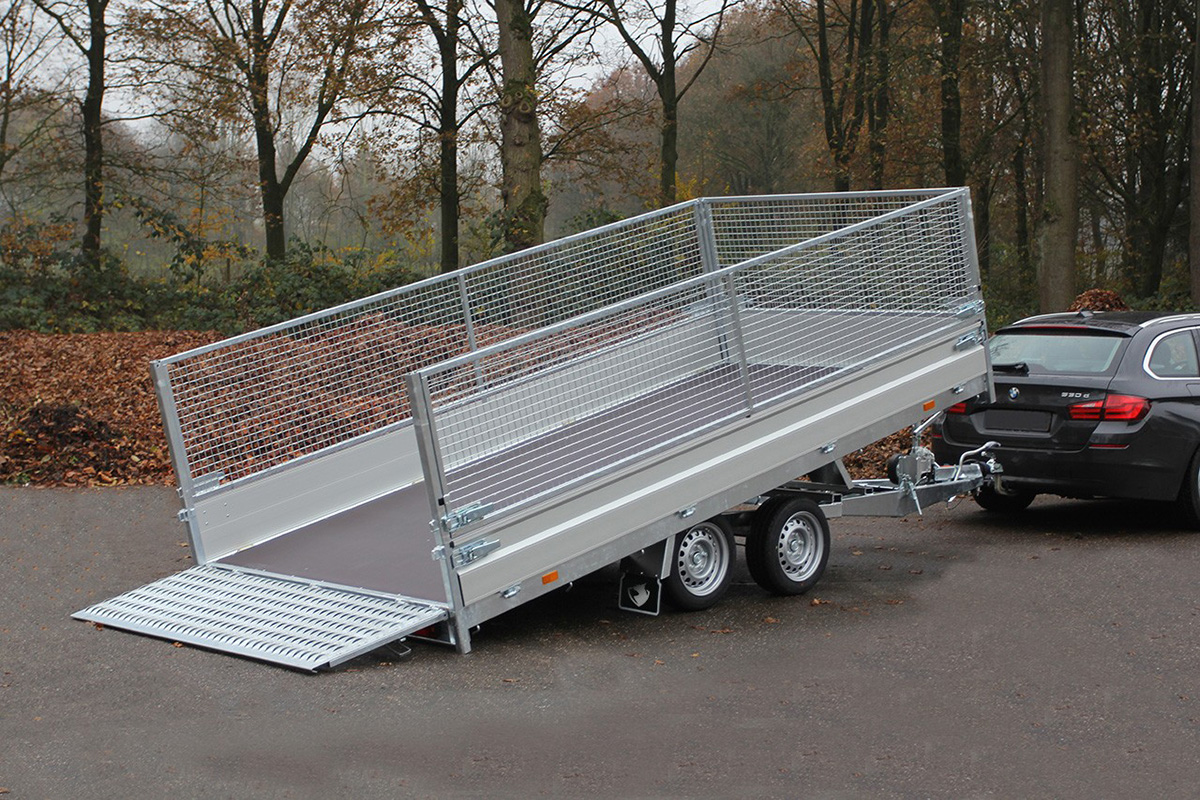 Trailer cages (sides and front)