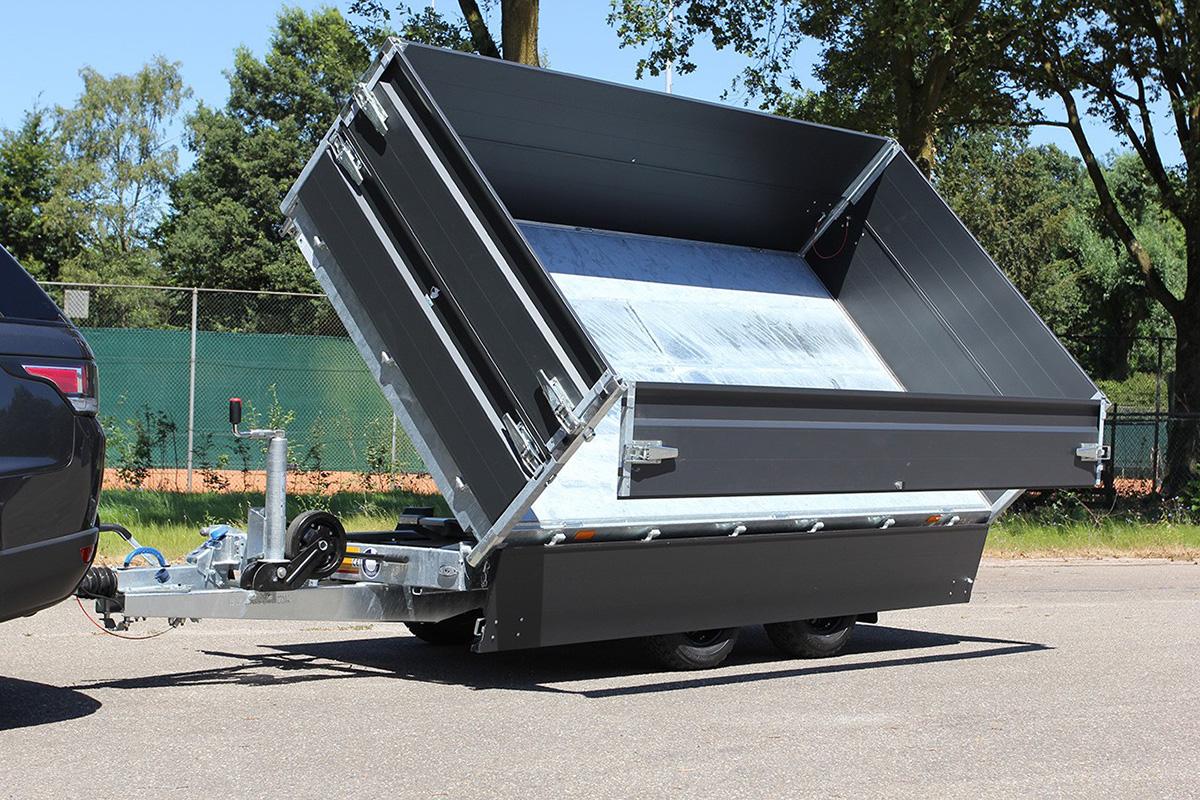 Aluminium sideboards
