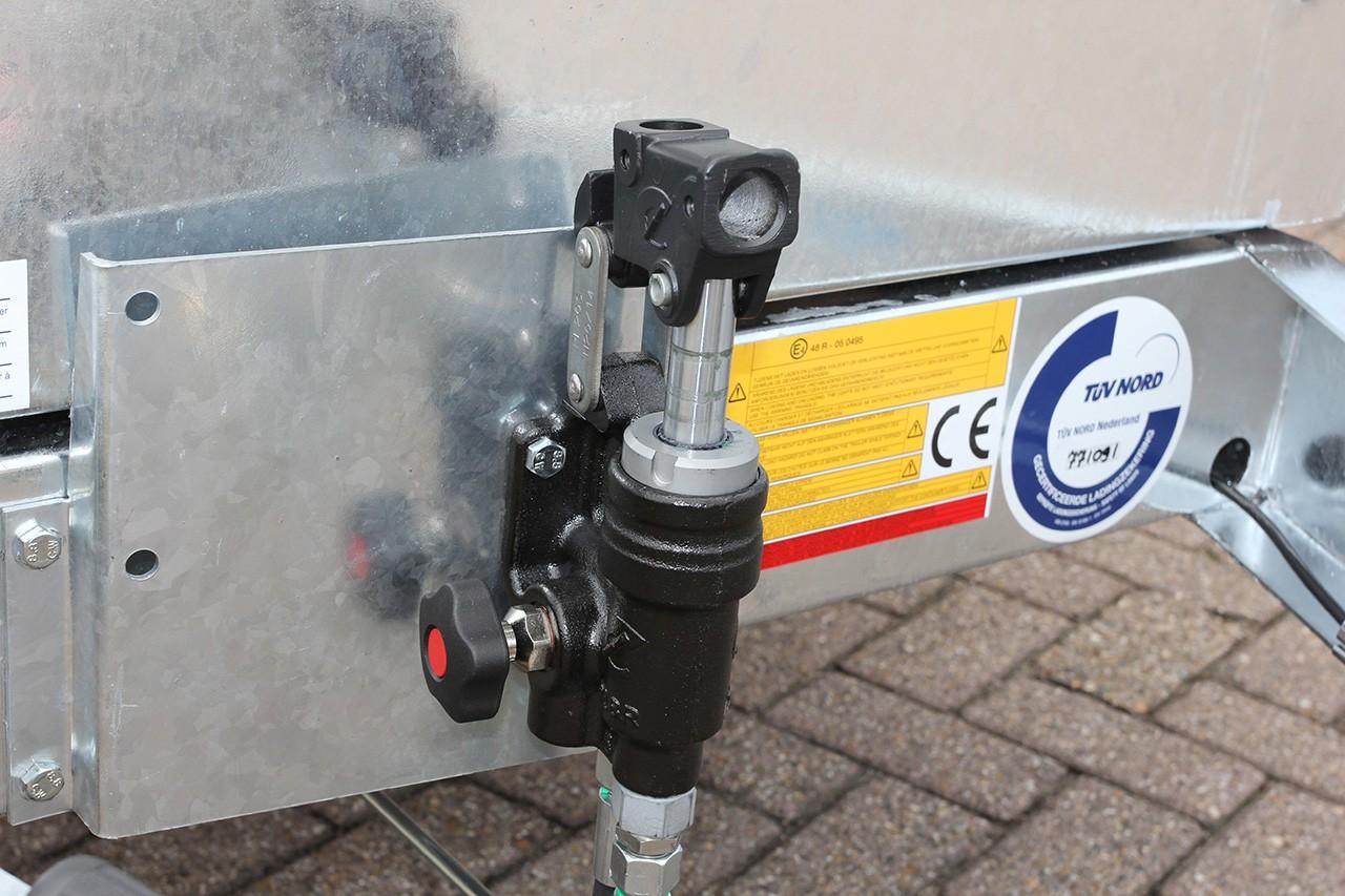Pompe manuelle de secours
