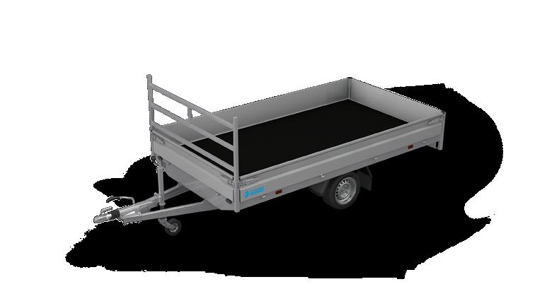azure plateauwagen