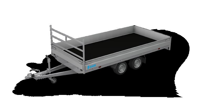 Azure h2 plateauwagen