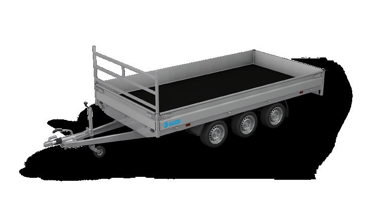 Azure h3 plateauwagen
