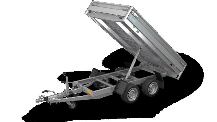 Cobalt - Kipper aanhangwagens