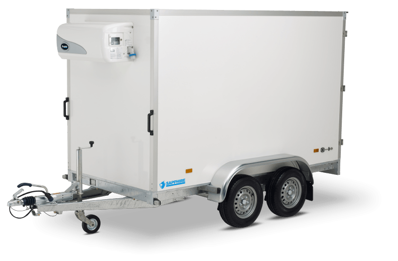 SAPPHIRE L-2 - TANDEM-AXLE REFRIGERATED TRAILER