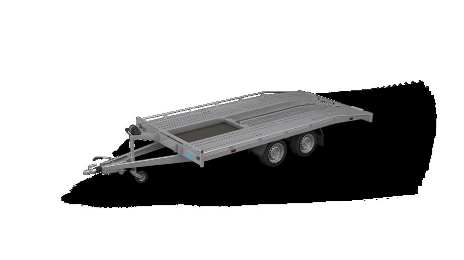 Indigo T - Autotransportanhaenger