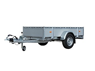AZURE L-1 Einachser Offener PKW Anhänger