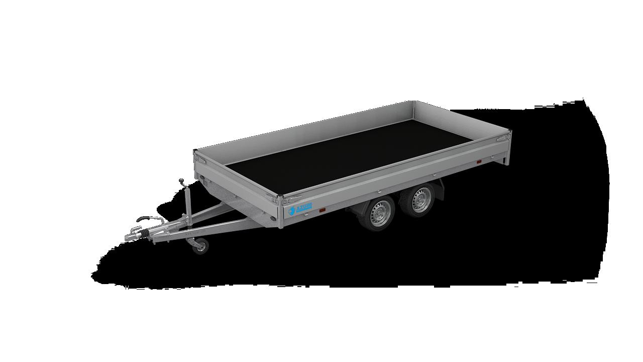 Azure H-2 plateauwagen