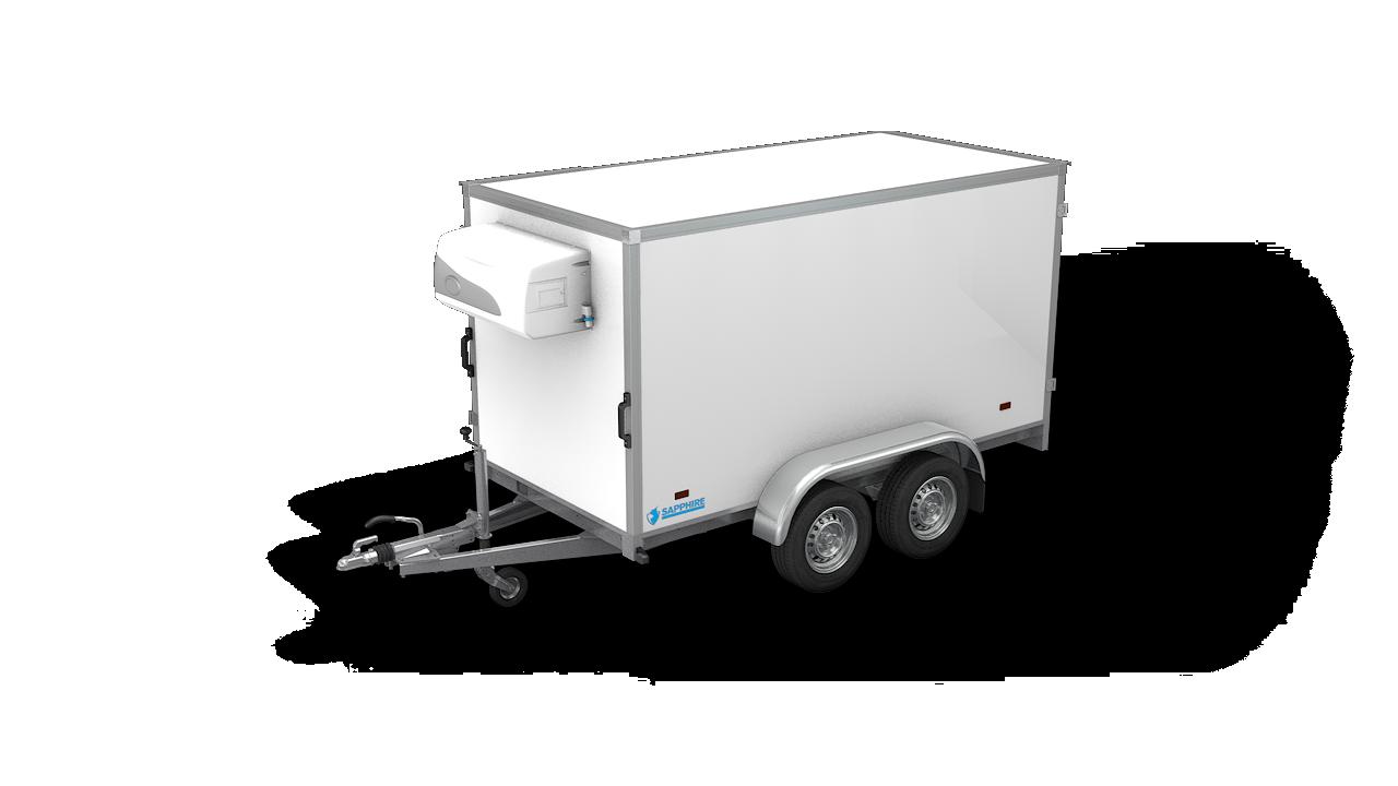 HAPERT gesloten aanhangwagen SAPPHIRE L-2 koelwagen