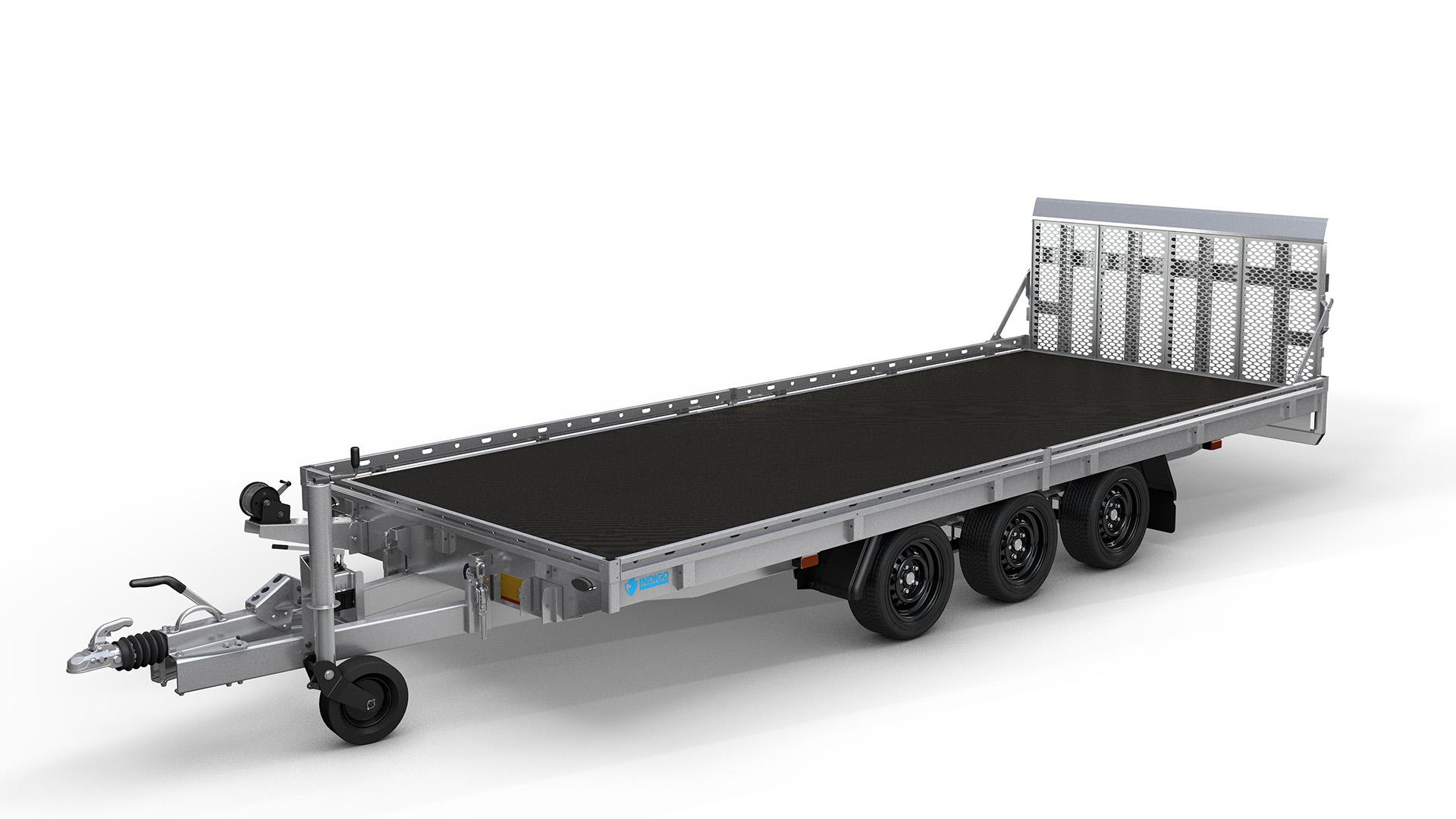 Indigo HT-3 Transporter