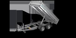 Hapert Cobalt - Kipper Aanhangwagens